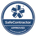 Accredited SafeContractor Approved