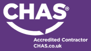 Accredited Chas Contractor 1
