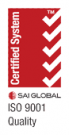 Accredited Member Sai Global Iso9001